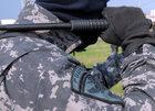 ESP Teleskopický obušek ESP kalený, černý 26  protiskluzová rukojeť