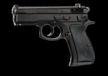 ActionSportGames Vzduchová pistole CZ-75 D Compact + zdarma vzduchovkové terče bal. 100ks