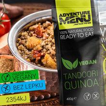Adventure Menu Tandoori Quinoa - Vegetariánské, Veganské