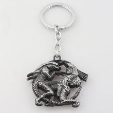 Alien vs Predator Přívěsek na klíče Alien vs. Predator silver