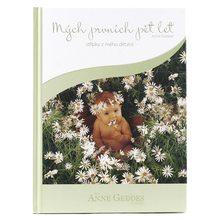 Anne Geddes Kniha Mých Prvních Pět Let - Kopretiny jaro