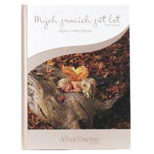 Anne Geddes Kniha Mých Prvních Pět Let -  Motýlek podzim