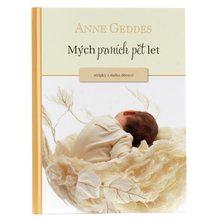 Anne Geddes Kniha Mých Prvních Pět Let -  Pure