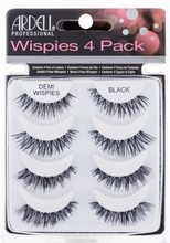 Ardell Ardell Wispies Demi Wispies 4 Pack - Black