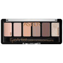 Astor Astor Eye Artist Luxury Shadow Palette 5,6g - 100 Cosy Nude