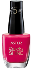 Astor Astor Quick & Shine 8ml - 203 Into The Sunset