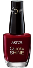 Astor Astor Quick & Shine 8ml - 302 Glass Of Wine