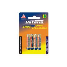 Bateria Slaný Baterie Grada Prima alkaline, AAA (bal. 4 ks)