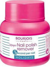 Bourjois Bourjois Paris 1 Second Magic Nail Polish Remover 35ml