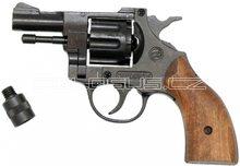 Bruni Startovací revolver Bruni Olympic 6 dřevo cal.6mm