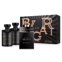 Bvlgari Bvlgari Man In black 60ml EDP+40ml SG+40ml ASB