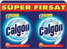 Calgon Calgon 2v1 změkčovač vody v prášku 500g + 500g