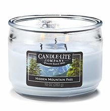 Candle Lite Company Candle Lite Company Hidden Mountain Pass LBL 283g