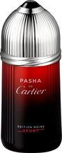 Cartier Cartier Pasha De Cartier Edition Noire Sport toaletní voda Pro muže 100ml TESTER