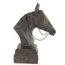 Clayre & Eef Hlava koně 21x12x29cm 6PR0275