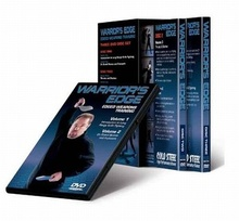 Cold Steel 3 DVD Cold Steel Warriors Edge set