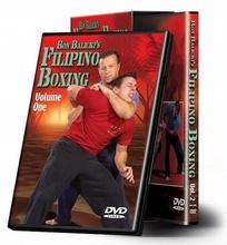 Cold Steel Ron Balicki's Filipino Boxing DVD