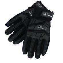Cold Steel Taktické rukavice L černé