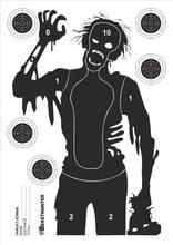 Colosus.cz Terč silueta Beast Hunter Zombie 10ks