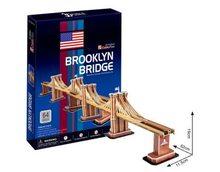 Cubic Fun 3D Puzzle Brooklin Bridge 64 dílků