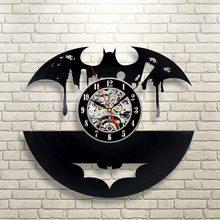 DC Heroes Nástěnné hodiny Batman