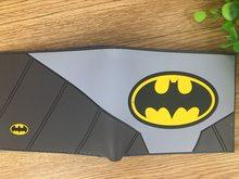 DC Heroes Peněženka Batman Logo zip