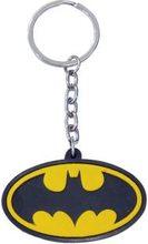 DC Heroes Přívěsek na klíče Batman žlutý