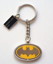 DC Heroes Přívěsek na klíče Batman žlutý otočný