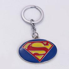 DC Heroes Přívěsek na klíče Superman Logo color