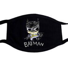 DC Heroes Univerzální filtrační rouška na ústa Batman Postavička