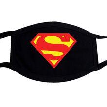 DC Heroes Univerzální filtrační rouška na ústa Superman