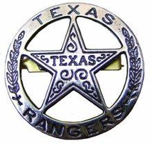 Denix Replika Odznak Texas Ranger