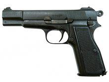 Denix Replika Pistole Browning HP35, Belgie 1935