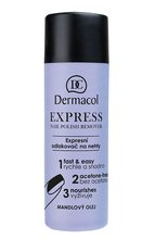 Dermacol Dermacol Express Nail Polish Remover 120ml W