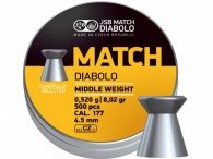 Diabolo JSB Match puška 500ks cal.4,5mm