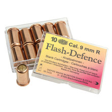 Diefke Wadie Munition Flash Defence náboje 9mm revolver 10ks
