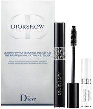 Dior Dior Diorshow The Professional Catwalk Eyelook Set