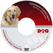 DogTrace DVD Výcvik psa ‑ základní povely