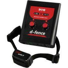 DogTrace Elektronický neviditelný plot pro psy d-fence 1001