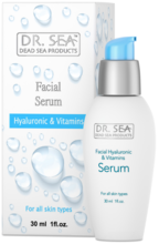 DR. SEA DR. SEA Hyaluronic & Vitamins Facial Serum 30ml