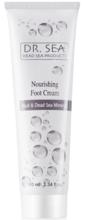 DR. SEA DR. SEA Mud & Dead Sea Minerals Nourishing Foot Cream 100ml