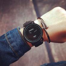 Duoya Elegantní  hodinky Rosinga Black