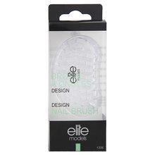 Elite Models Kartáček na nehty Elite Models Transparentní, 70 mm