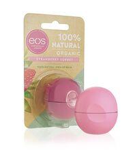 EOS EOS Organic balzám na rty Strawberry Sorbet 7g