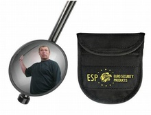 ESP Taktické zrcátko M-2, 71mm včetně pouzdra