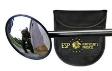ESP Taktické zrcátko  M-3 (průměr 92 mm) včetně pouzdra