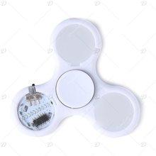 Fidget Spinner Fidget spinner s LED Laser efekty