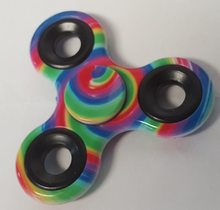 Fidget Spinner Klasický  Fidget Spinner s potiskem duhový