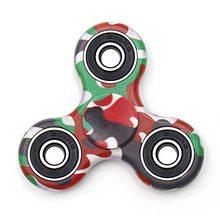 Fidget Spinner Klasický Fidget Spinner s potiskem multi camo