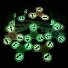Fidget Spinner Klasický Fidget Spinner smile zářící Glowmaster